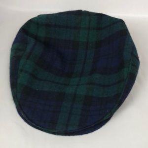Kangol Design Plaids Green Men's Hat